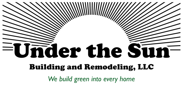 UNDERTHESUNBUILDGREEN.COM
